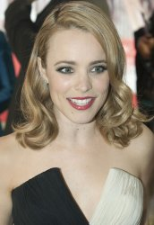 Actor Rachel McAdams is inducted into the 2014 Canada's Walk of Fame at ceremonies in Toronto.