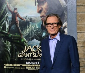 """Bill Nighy attends """"Jack the Giant Slayer"""" premiere in Los Angeles"""