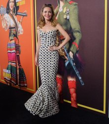 "Leslie Mann attends the ""Marwen"" premiere in L.A."