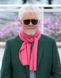 Pedro Almodovar attends the Cannes Film Festival