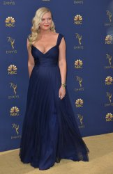 Kirsten Dunst attends the 70th annual Primetime Emmy Awards in Los Angeles