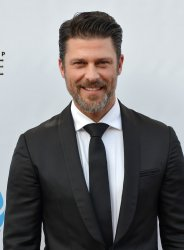 Greg Vaughan attends the 48th NAACP Image Awards in Pasadena, California