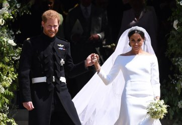 Royal Wedding of Prince Harry and Meghan Markle in Windsor