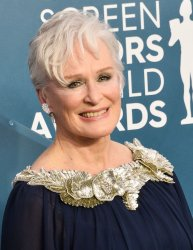Glenn Close attends the 26th annual SAG Awards in Los Angeles