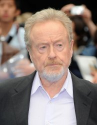 "Sir Ridley Scott attends the UK Premiere of ""Prometheus"" in London."