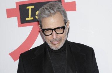 Jeff Goldblum at the 'Isle Of Dogs' New York Screening