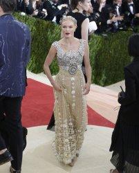 Kate Bosworth at the Met Costume Institute Benefit