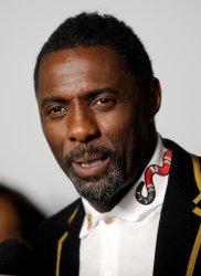 Idris Elba at 'The Dark Tower' New York Premiere