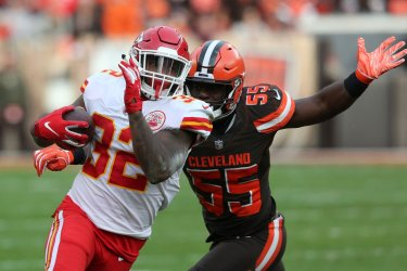 Chief's Ware runs from Browns Avery