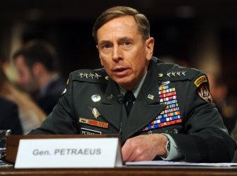 Gen. Petraeus testifies on Afghanistan situation in Washington