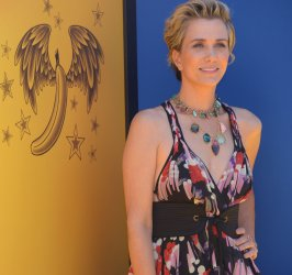 """Kristen Wiig attends the """"Despicable Me 3"""" premiere in Los Angeles"""