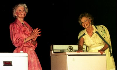 old tv stars plug new maytag washer