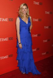 Sara Blakely arrives for the Time 100 Gala in New York