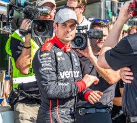 Ed Carpenter Wins Pole for 2018 Indianapolis 500