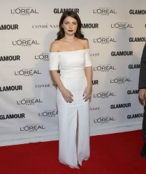 Eve Hewson arrives at Glamour Woman of the Year Awards