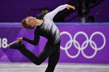 Men Single Figure Skating Short Program at the Pyeongchang 2018 Winter Olympics