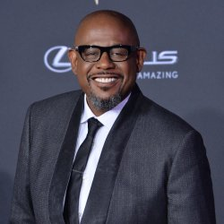 """Forest Whitaker attends the """"Black Panther"""" premiere in Los Angeles"""