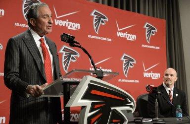 Atlanta Falcons Introduce New Head Coach Dan Quinn