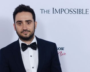 """J.A. Bayona attends """"The Impossible"""" premiere in Los Angeles"""