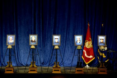 Chattanooga Shootings Ceremony in remembrance