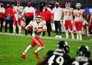Kansas City Chiefs defeat Baltimore Ravens 34-20 at M&T Bank Stadium