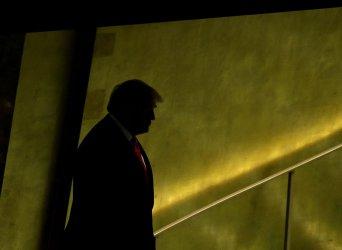 President Donald Trump speaks at UN GA