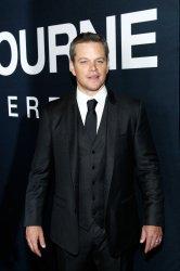 """Matt Damon attends the """"Jason Bourne"""" premiere in Las Vegas"""