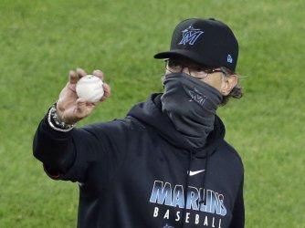 Miami Marlins Clinch Playoff Birth at Yankee Stadium