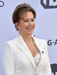 Gabrielle Carteris attends the SAG Awards in Los Angeles