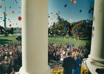 Former President Ronald Reagan turns 92