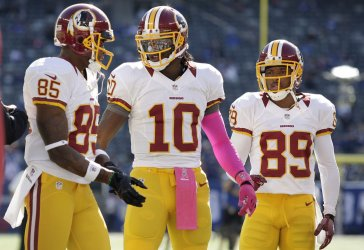 Washington Redskins at New York Giants