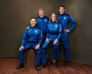Blue Origin Prepares to Launch William Shatner on New Shepard's 18th Mission
