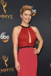 Rhea Seehorn attends the 68th Primetime Emmy Awards in Los Angeles