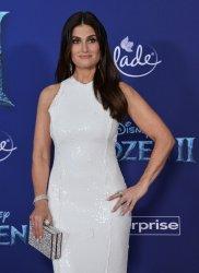 """Idina Menzel attends """"Frozen II premiere"""" in LA"""