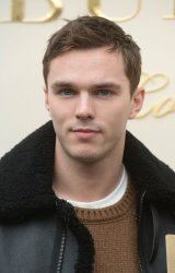 """Nicholas Hoult attends the """"Burberry Prorsum Womenswear A/W 2016 Fashion Show"""" in London"""