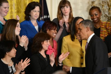Obama Notes the Merits of His Healthcare Law