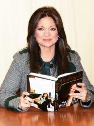 Valerie Bertinelli Book Signing in New York