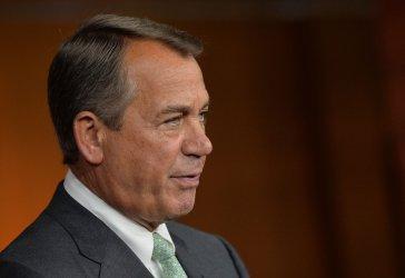 Speaker Boehner in Washington