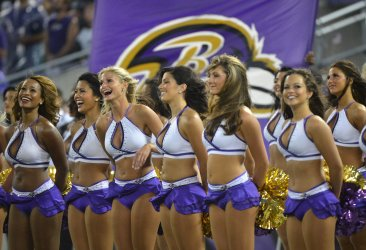 Detroit Lions vs. Baltimore Ravens in Baltimore