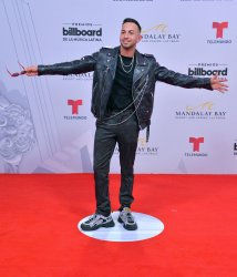 Justin Quiles attends the Billboard Latin Music Awards in Las Vegas