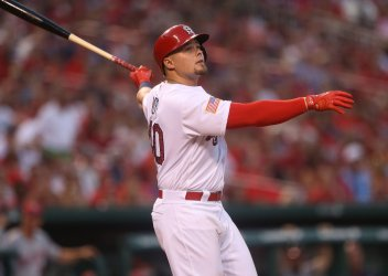 St. Louis Cardinals Luke Voit