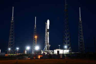 SpaceX Launches Starlink and SkySat from the Cape Canaveral Air Force Station