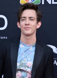 Kevin McHale attends the 2019 Billboard Music Awards in Las Vegas