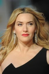 Kate Winslet attends the EE British Academy Film Awards 2016 in London