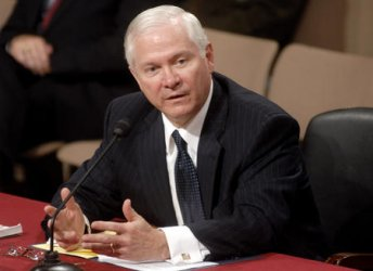 ROBERT GATES CONFIRMATION HEARING