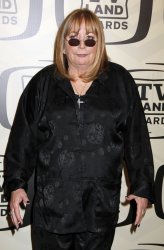 Penny Marshall arrives for the TV Land Awards in New York