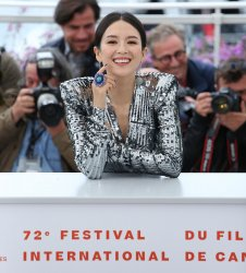 Zhang Ziyi attends the Cannes Film Festival