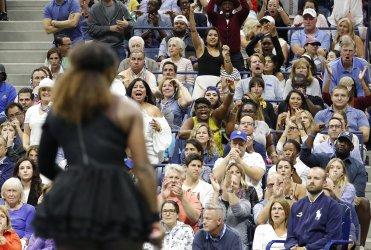 Serena Williams recieves three violations at Women's Final