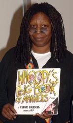WHOOPI GOLDBERG BOOK LAUNCH