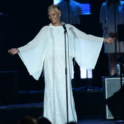 Dionne Warwick performs onstage at Person of the Year tribute in Las Vegas